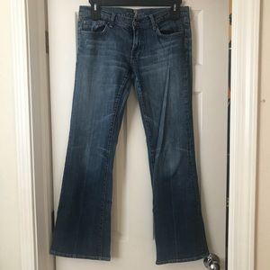 Women's 7 for all mankind jeans size 31